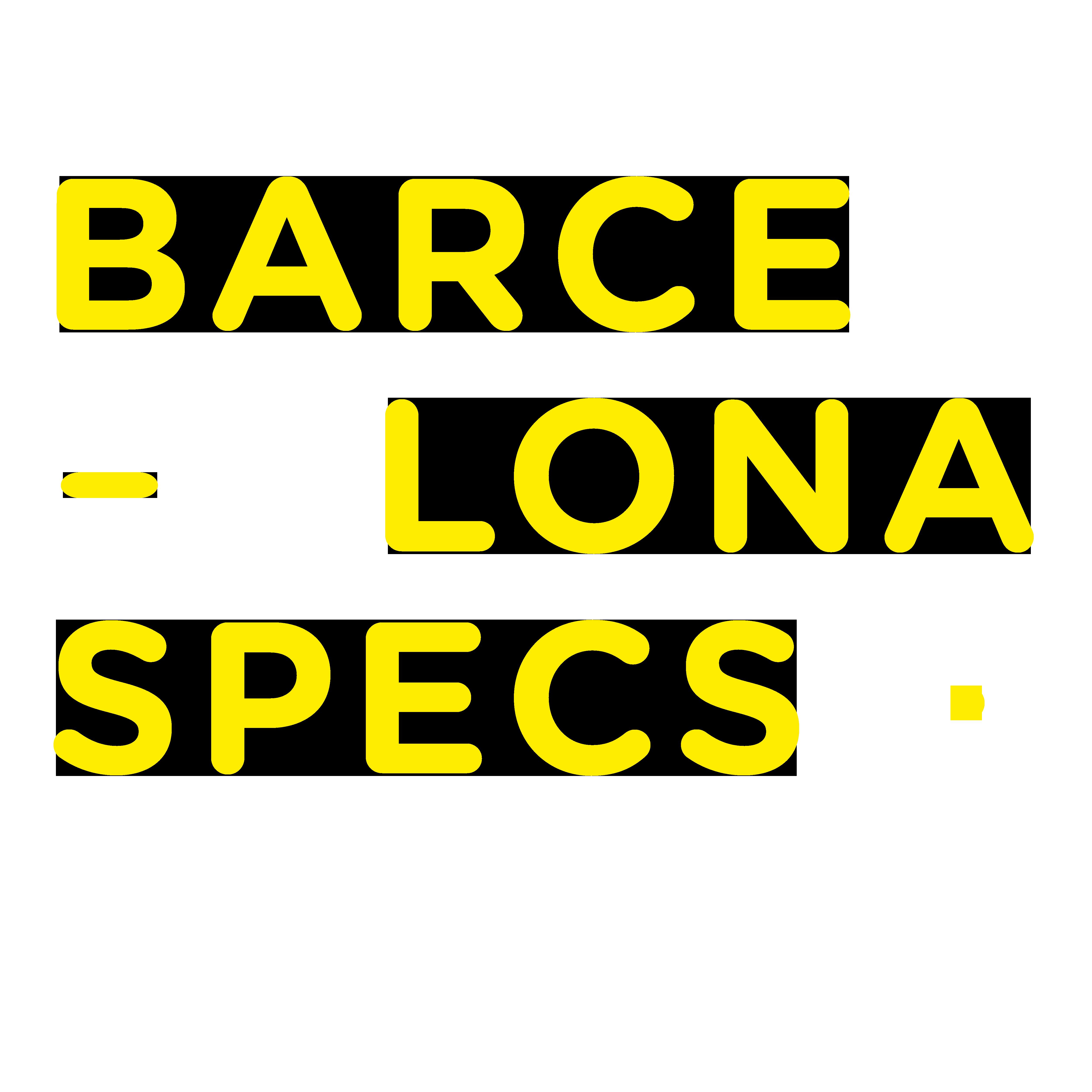 Barcelona Specs May 9-10 2020